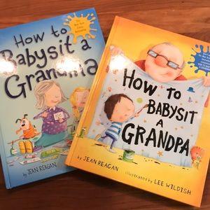 Children's Hardcover Books (2)
